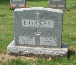Mrs Katherine <i>Gaffey</i> Dorsey