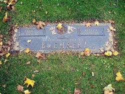 Betty Mary <i>Ebert</i> Buehrer