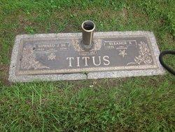 Edward Joseph Titus, Sr
