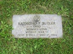 Raymond F. Butler