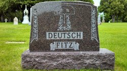 Mathilda <i>Deutsch</i> Fitz