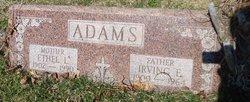 Ethel L. <i>Howard</i> Adams
