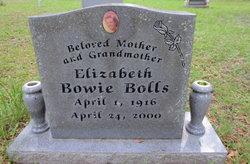 Elizabeth Bowie Bolls