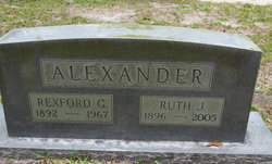 Rexford G Alexander