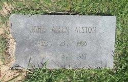 John Allen Alston