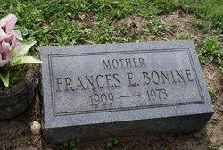 Frances E Bonine