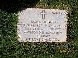 Tasha <i>Hodges</i> Benjamin