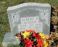 Albert R Altizer