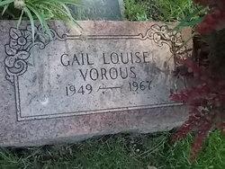 Gail Louise Vorous