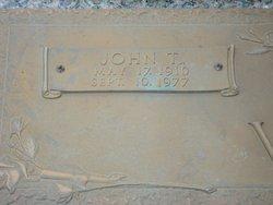 John T Veal