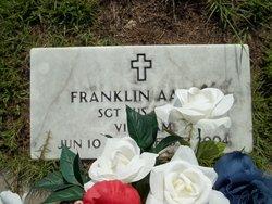 Sgt Franklin Aaron