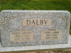 Audrie Hanson Dalby