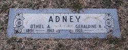 Othel A Adney