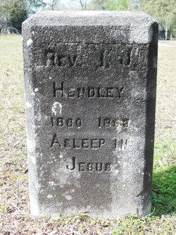 Rev I. J. Hendley