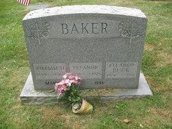 Eleanor <i>Buck</i> Baker