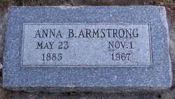 Anna Belle <i>Weller</i> Armstrong