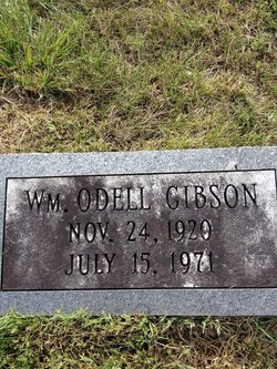 William Odell Gibson