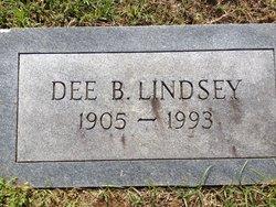 Dee B Lindsey