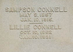 Sampson Connell, III