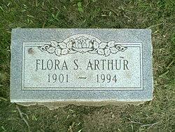 Flora A <i>Sutton</i> Arthur
