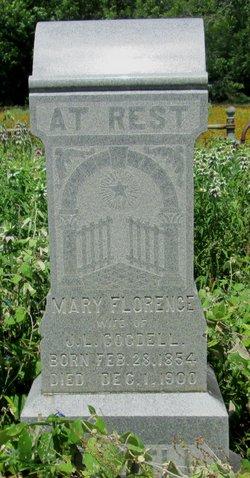 Mary Florence <i>Abernathy</i> Cogdell