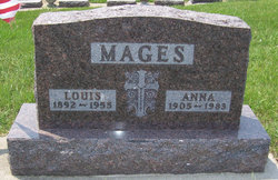 Anna Marie <i>Arkfeld</i> Mages