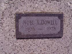 Noel K Dowell