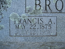 Francis Amelia <i>Rogers</i> Brooks