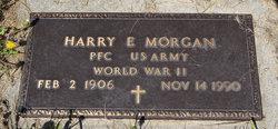 Harry E Morgan