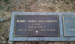 Bobby James Whittington-Williamson