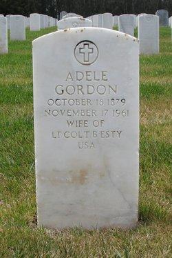 Adele Gordon Esty