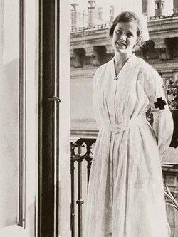 Agnes H. <i>von Kurowsky</i> Stanfield