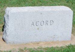 LLoyd Raymond Acord