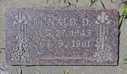 Ronald D. McAulay