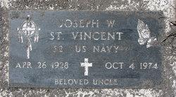 Joseph W. St. Vincent