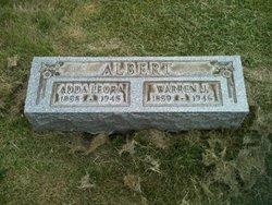 Adda Leora <i>Smith</i> Albert
