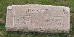 Ada M Deibert