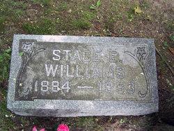 Eustace H. Stace <i>Conley</i> Williams
