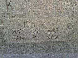Ida M Cook