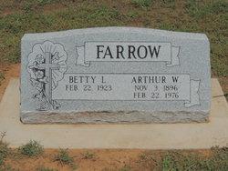 Arthur Willard Farrow