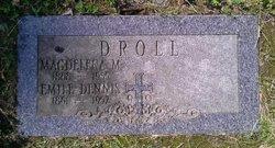 Emil Dennis Droll