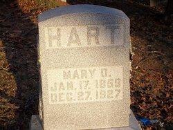 Mary Delilah <i>Samples</i> Hart