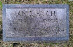 Marguerite <i>Braeckel</i> Andjelich