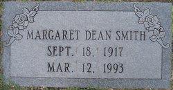 Margaret <i>Dean</i> Smith