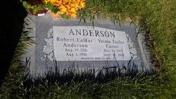 Velma Taylor <i>Carter</i> Anderson