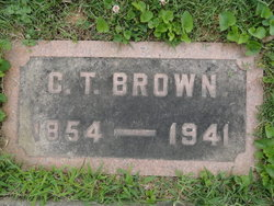 Campbell T Brown