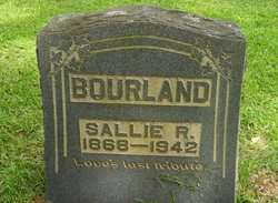 Sallie Rixie Bourland