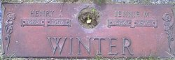 Jennie May <i>Siegle</i> Winter
