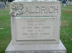Auretta <i>Roys</i> Aldrich