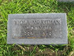 Viola Inez Ola <i>McKithan</i> McDonald